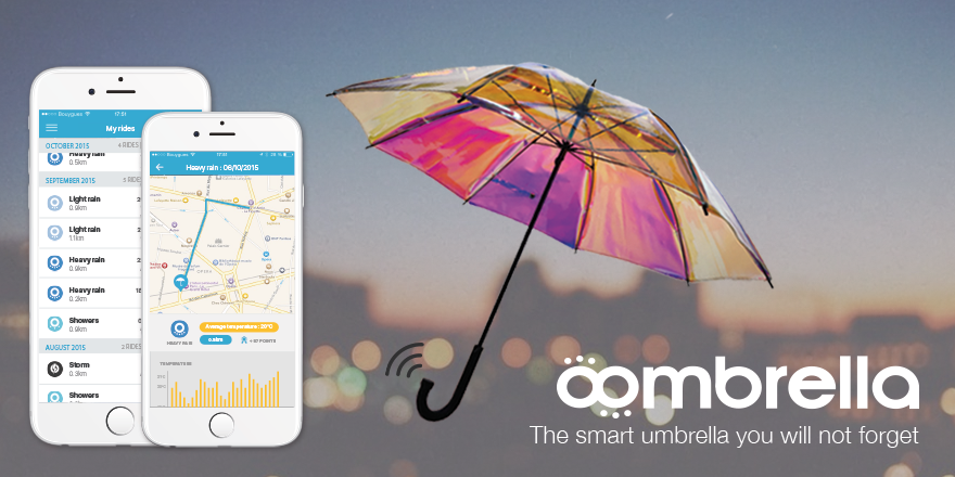 oombrella-smart-umbrella
